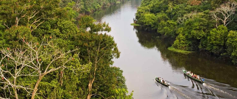 Ekspedition på Amazonfloden