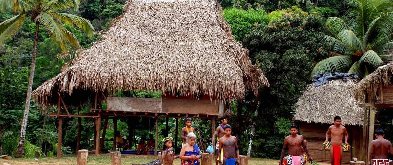 Emberafolk i Panama