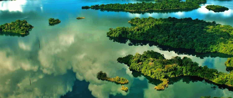 Gatúsøen i Panama