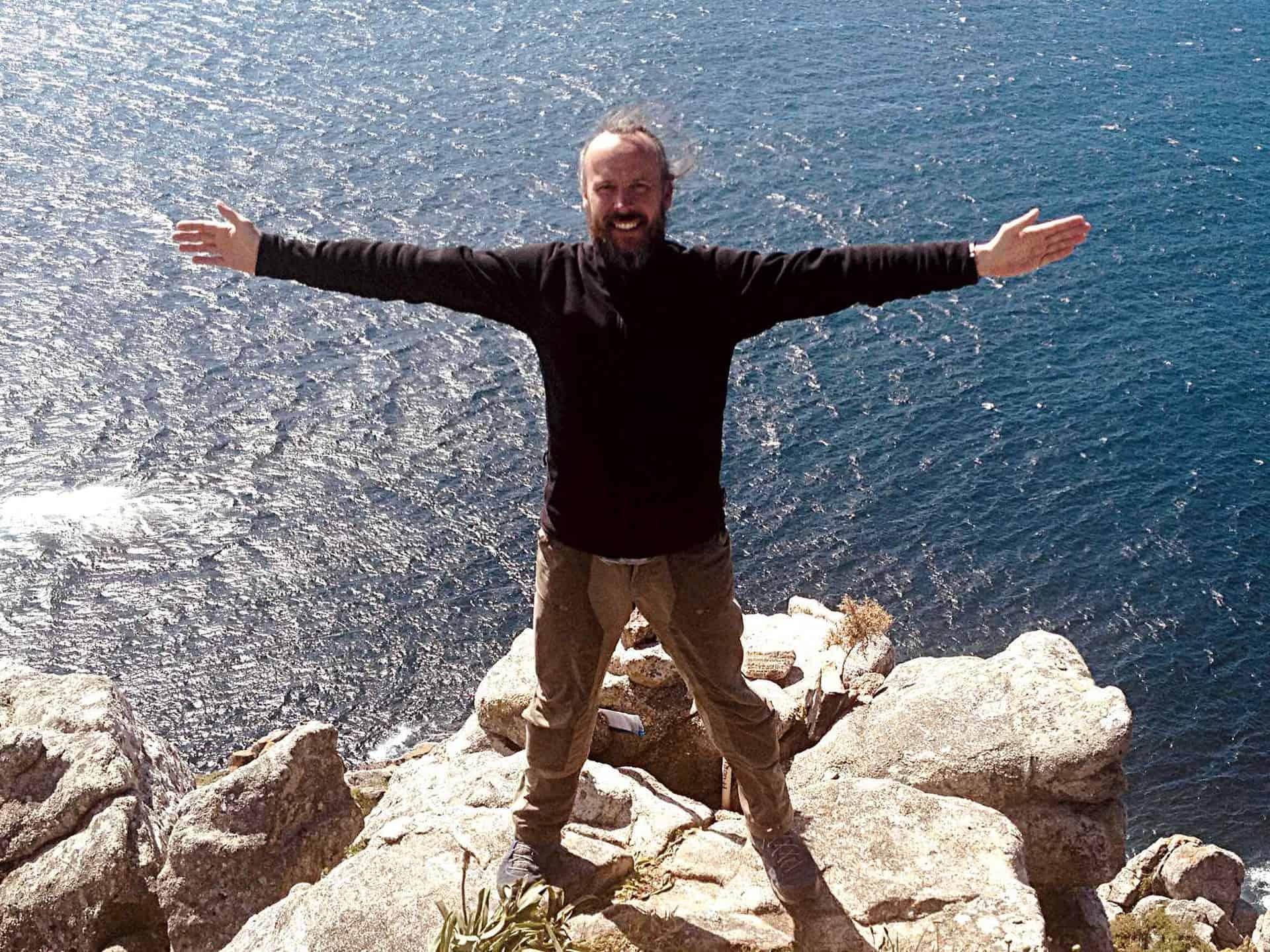 Rejseleder Michael Nitschke