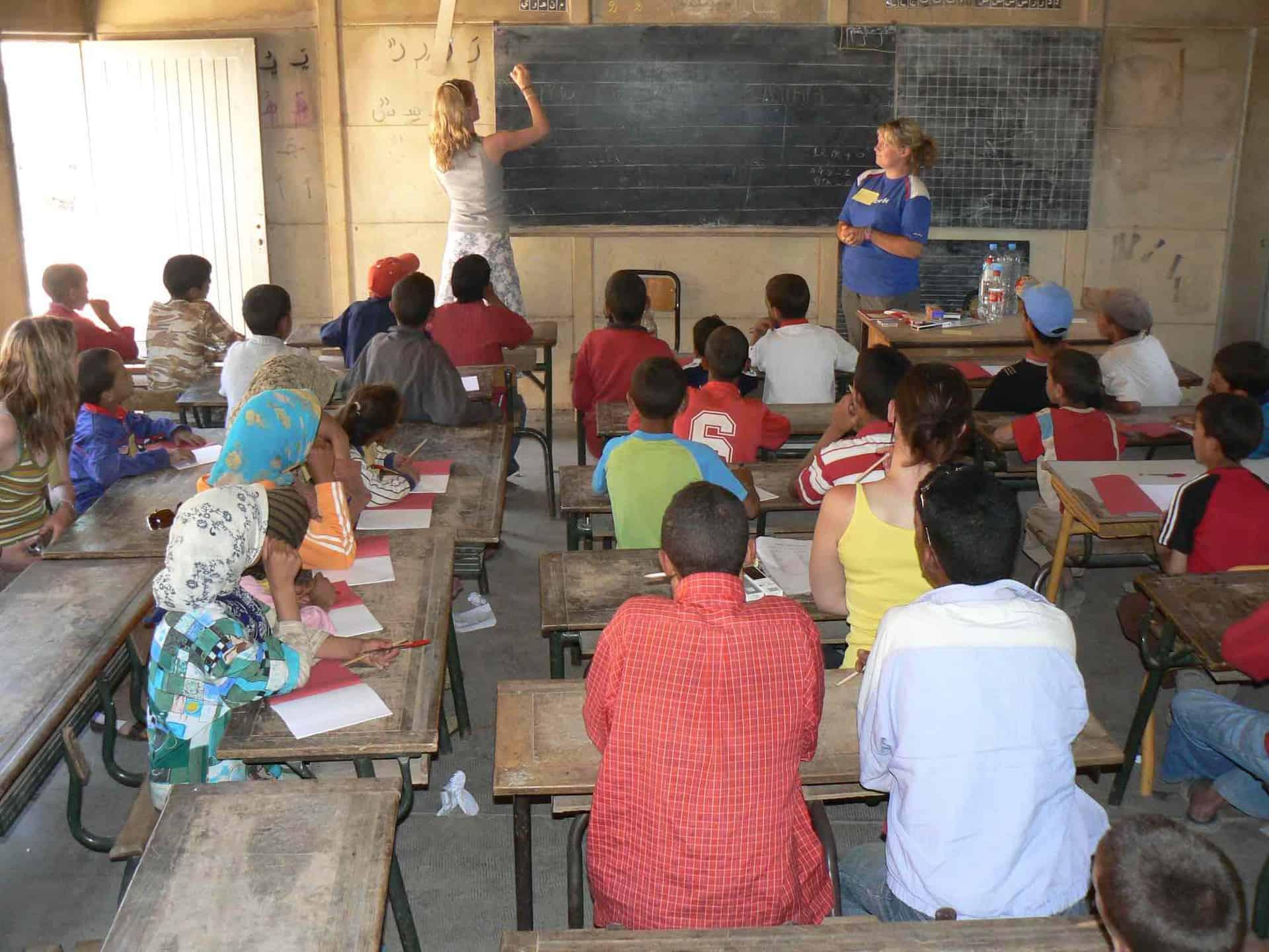 berber skole