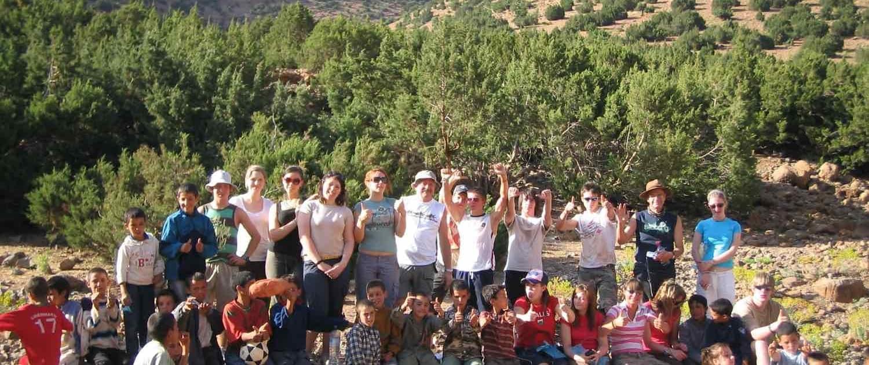 Studierejse til Marokko