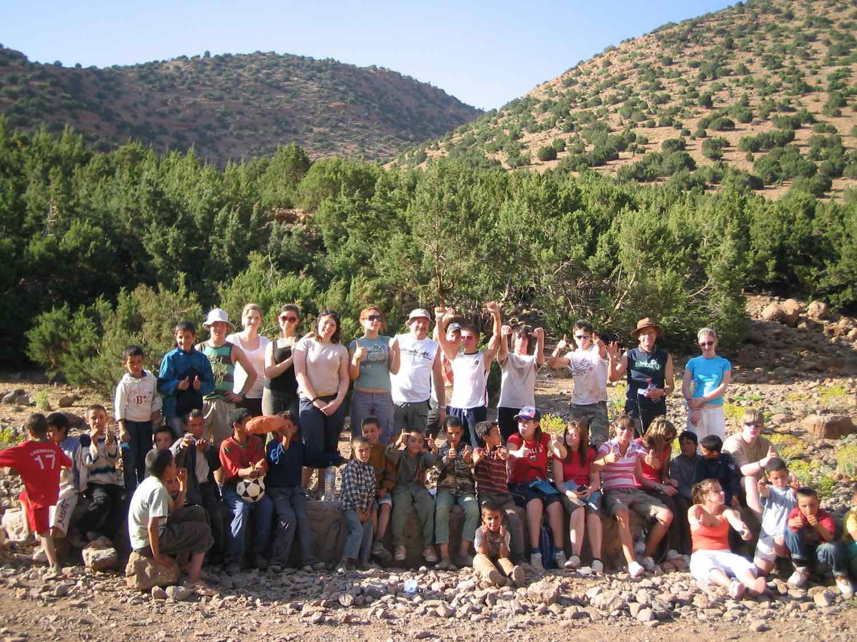 nye venner Marokko