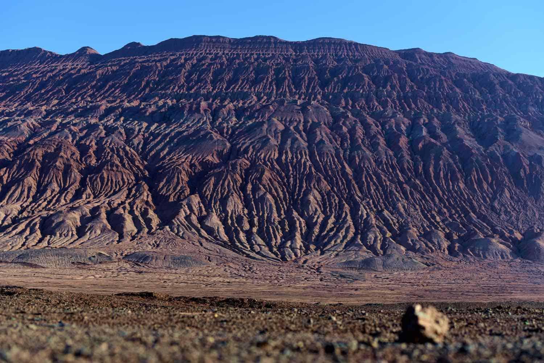 Flaming Mountains Turpan Turfan