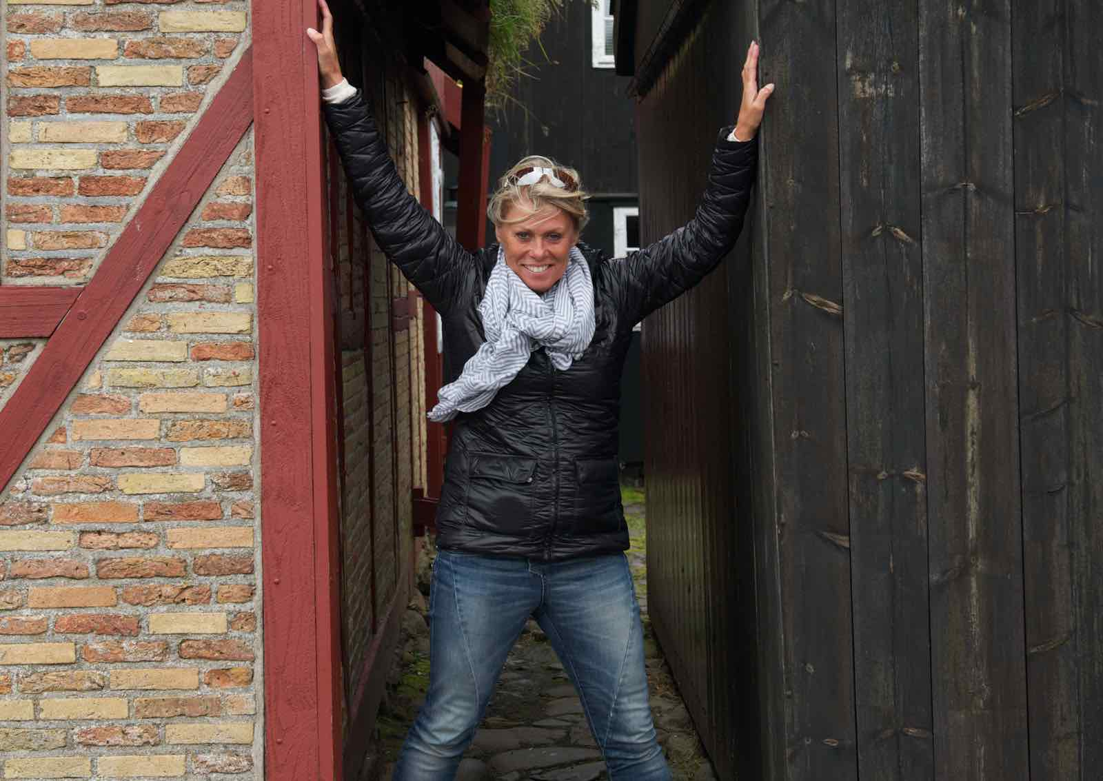 Rejseleder Lena Olesen