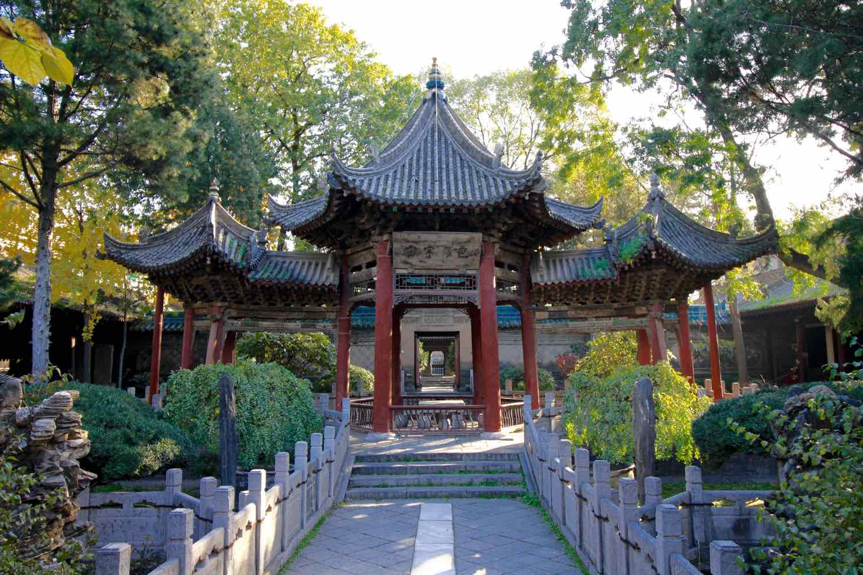 Great Mosque I Xian