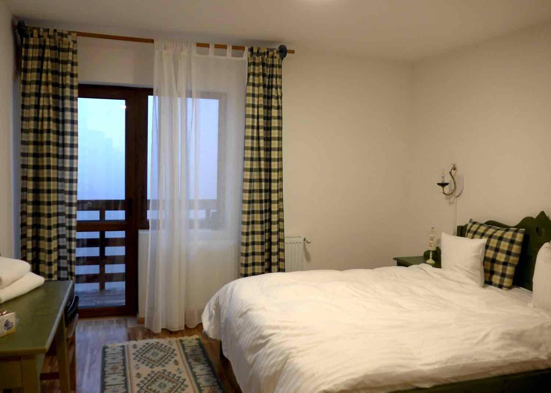 guesthouse I Magura på rejser til Rumænien