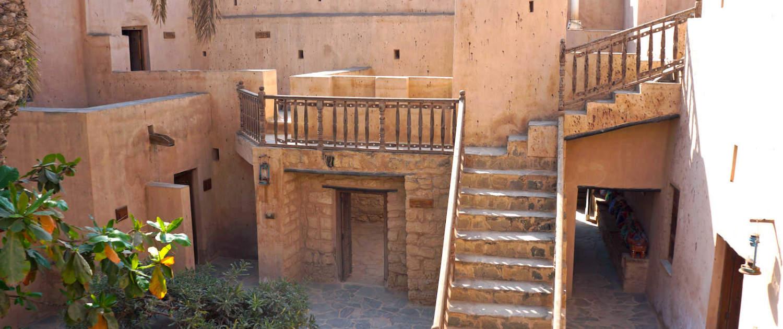 Taqah Castle i Oman