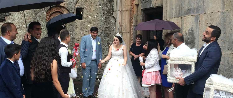 bryllup i Armenien