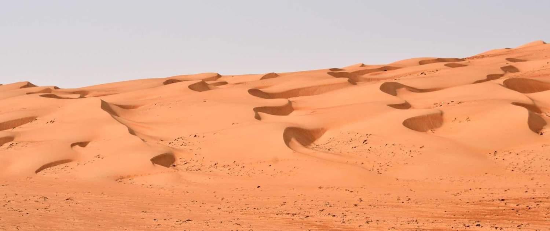 oman ørken wahiba sands
