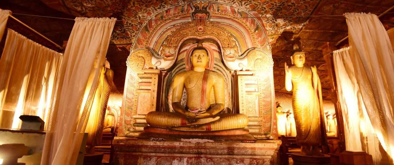 kulturrejse i Sri Lanka