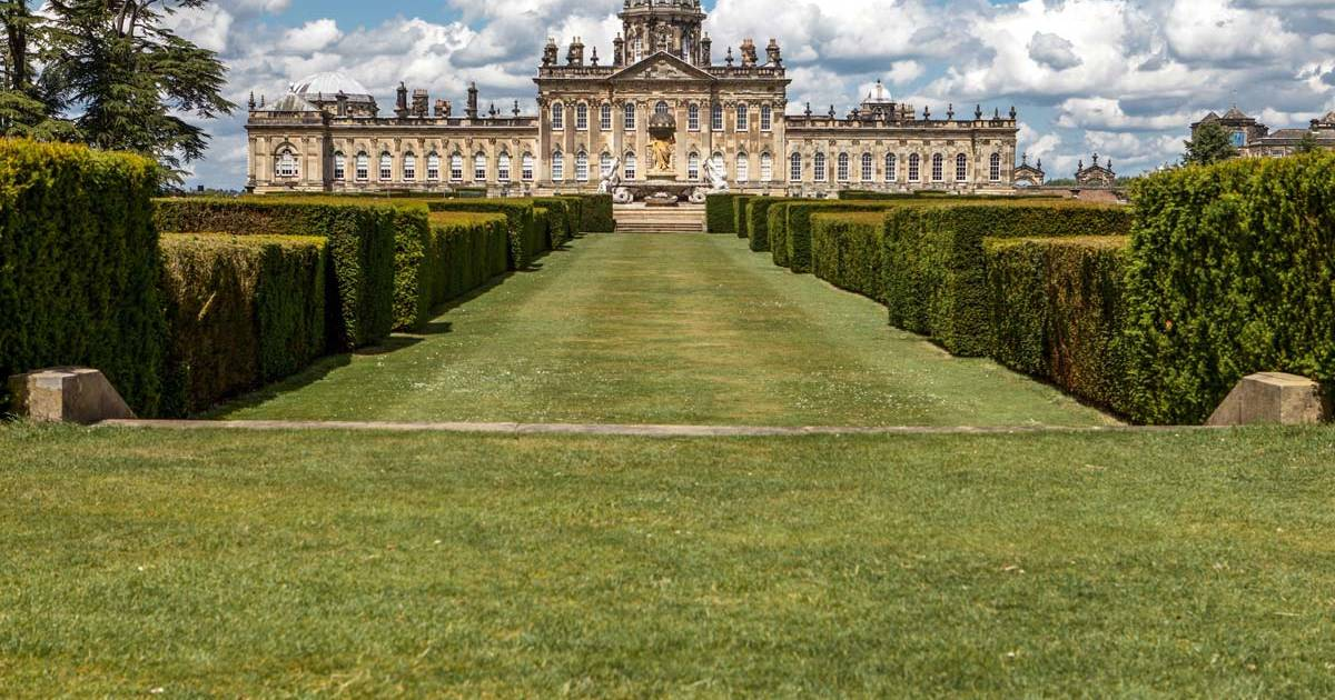 England - York - Castle Howard