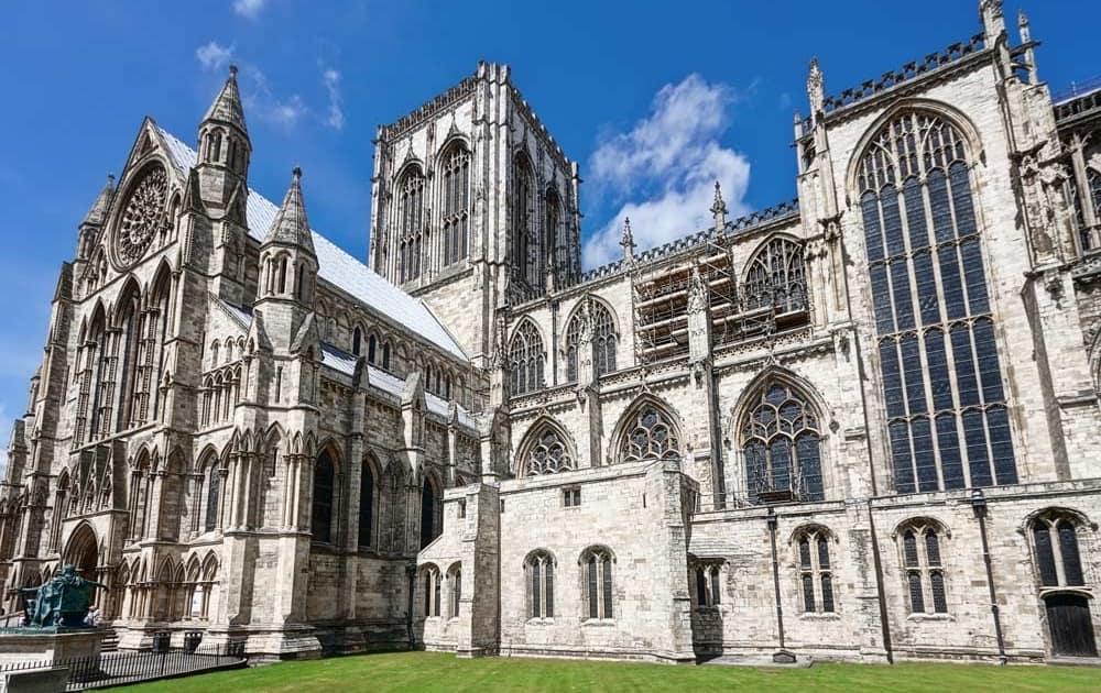 England - York - Katedral