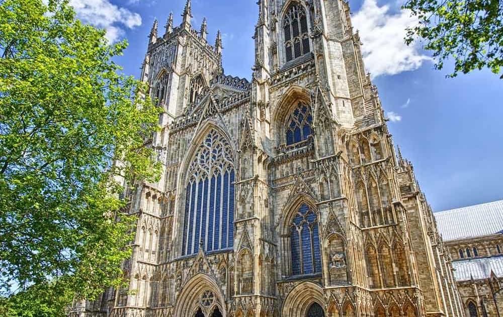 England - York - York Katedral