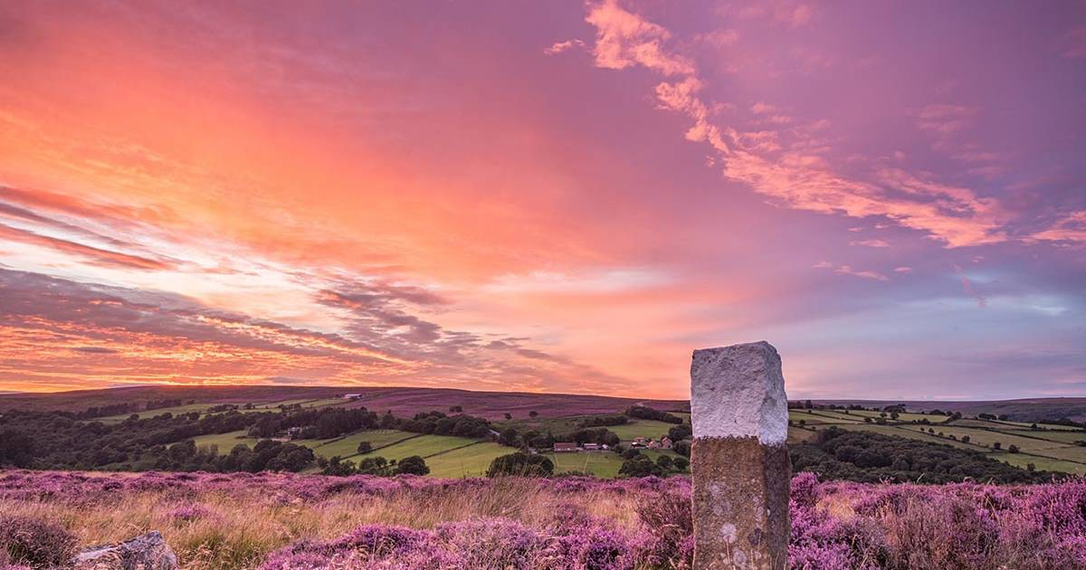 North Yorkshire Moors National Park
