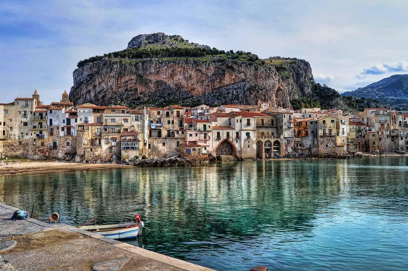 Italien - Sicilien - Cefalu