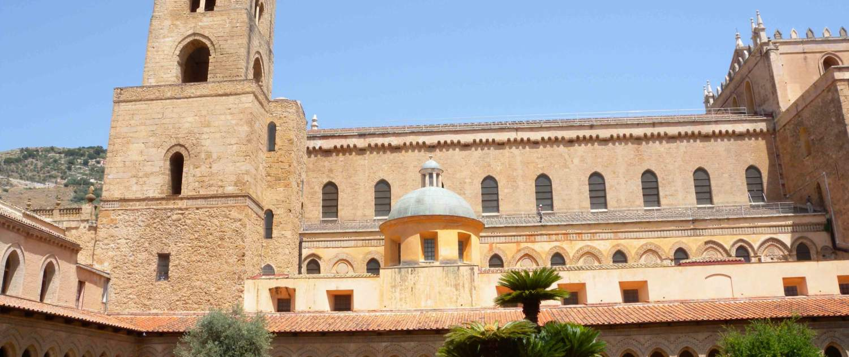 Sicilien - Monreale domkirke