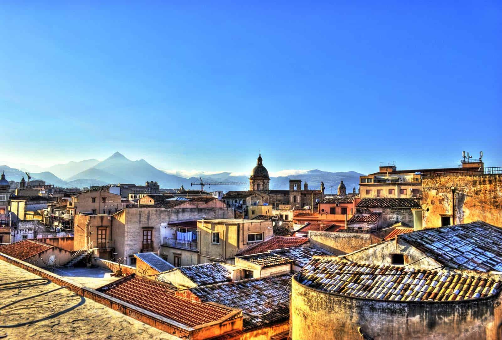Italien - Sicilien - Palermo