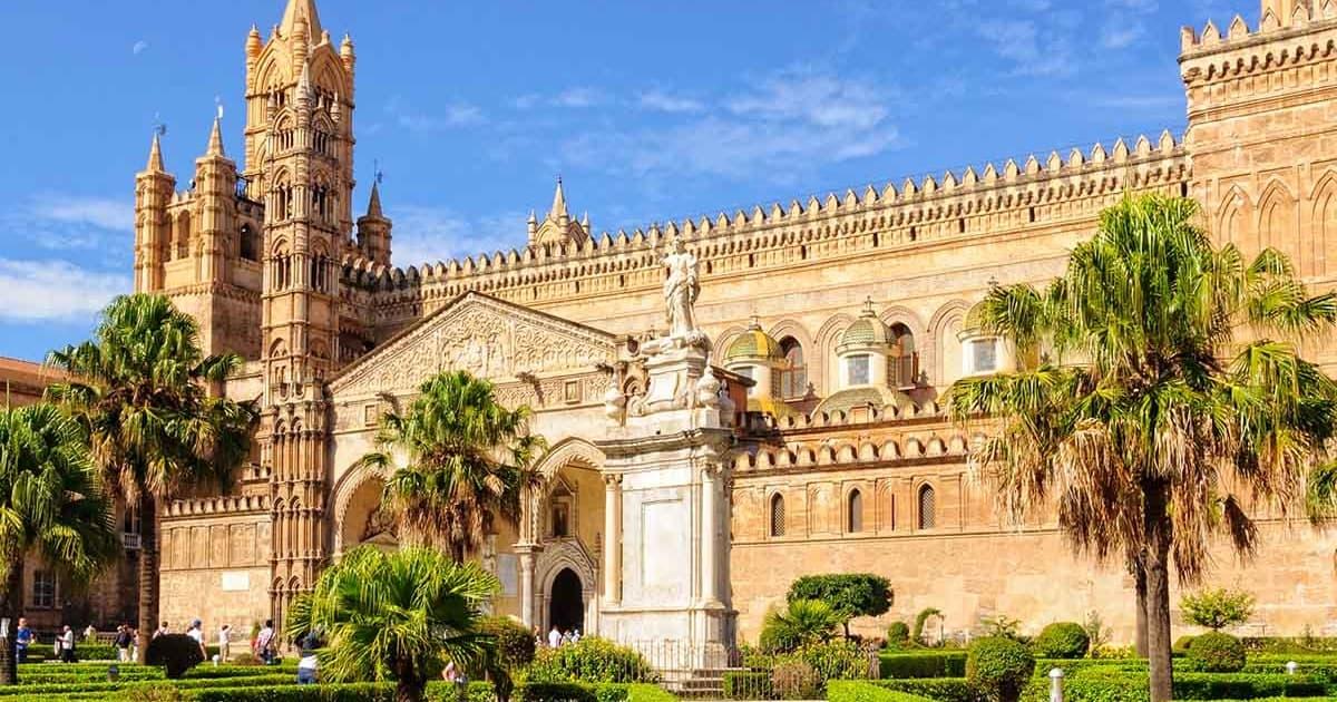 Duomo - Palermo katedral