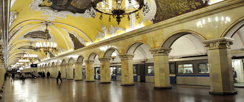 Komsomolskaya i Moskva