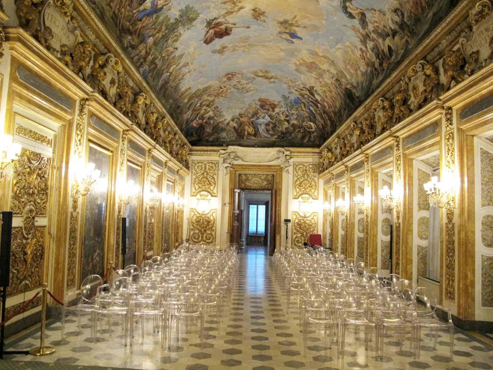 Italien - Firenze - Palazzo medici