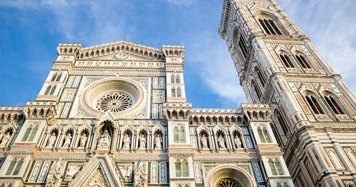 Italien - Firenze - Santa Maria Del Fiore