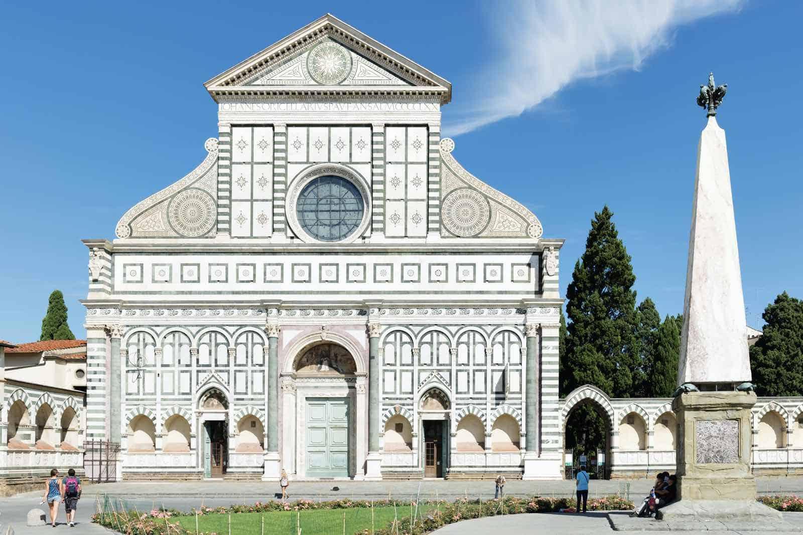 Santa Maria Novella I Firenze