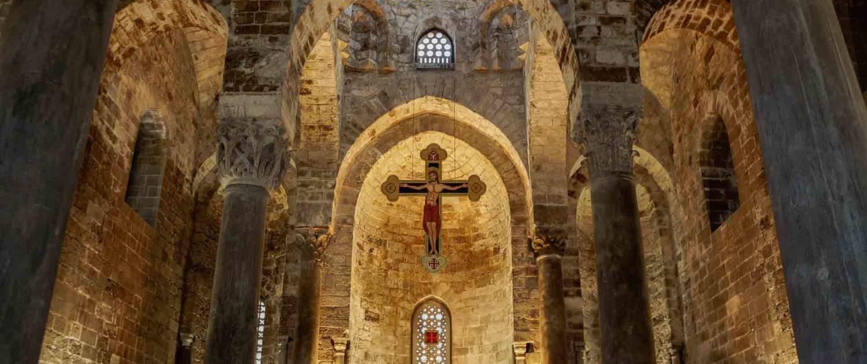 Italien - Sicilien - Chiesa San Cataldo