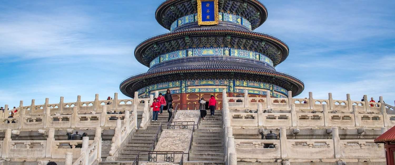 Himlens Tempel i Beijing
