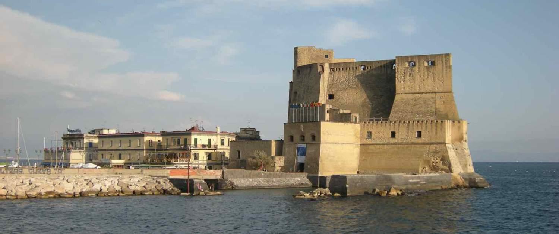 Italien - Napoli - Castel dell'Ovo