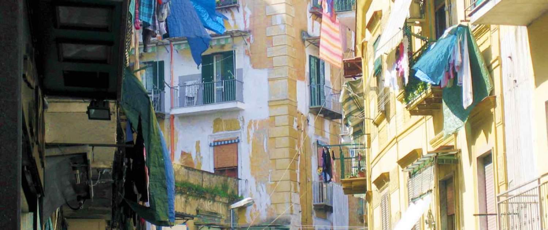 Italien - Napoli - Rione sanità