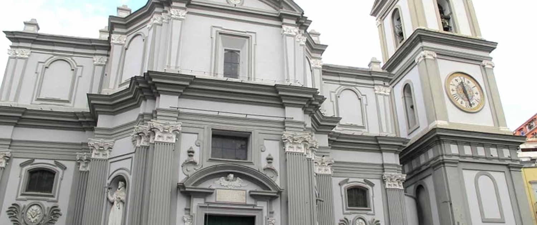 Italien - Napoli - Santa Maria della Sanità