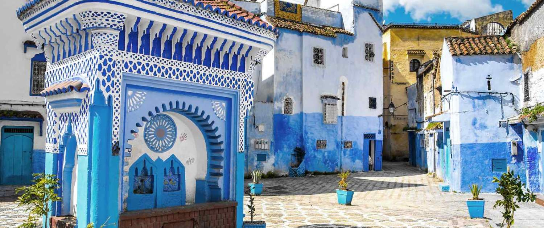 Marokko - Chefchaouen