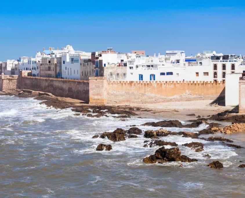 Essaouira på rejser til Marokko