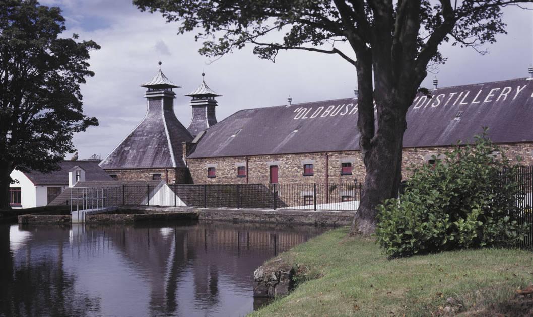 Bushmills destilleri i Nordirland