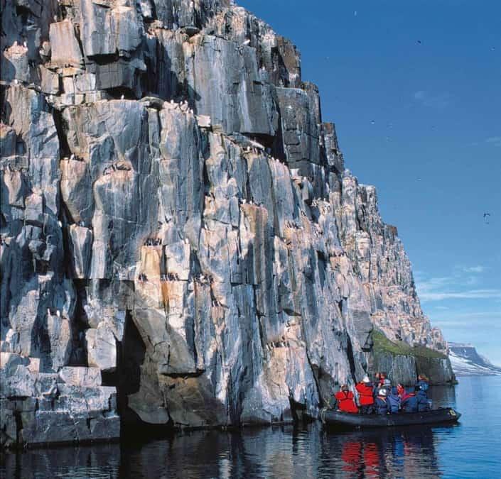 Fuglereden på Spitsbergen