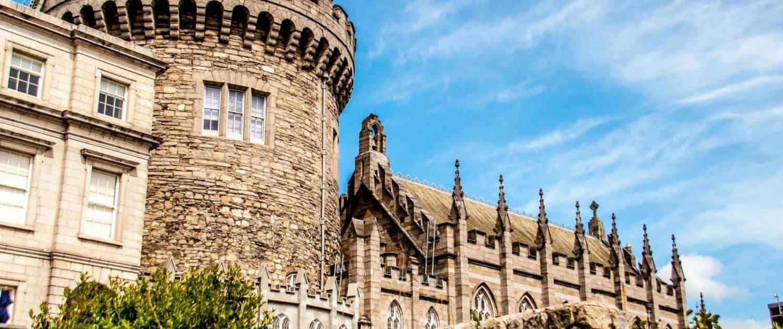 Dublin Castle i Irland