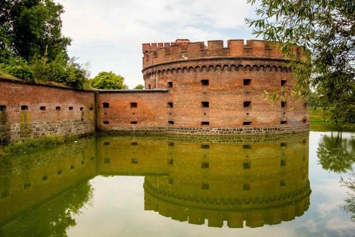 Dohna fæstningstårn i Kaliningrad