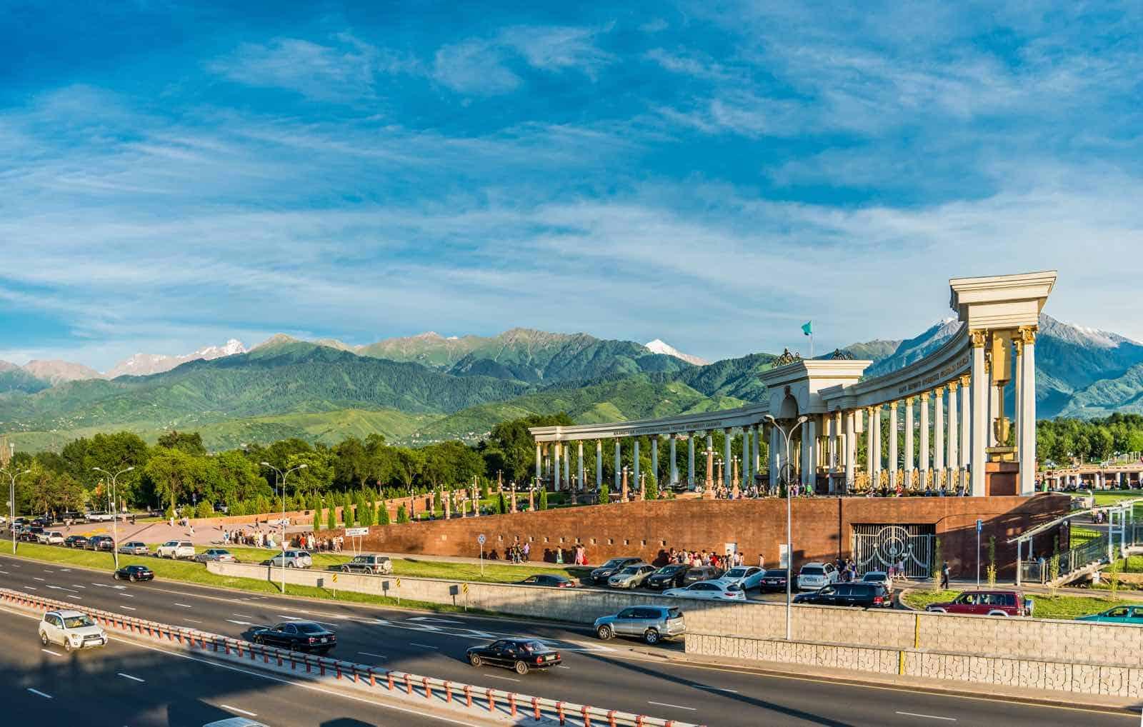 Kasakhstan - Almaty