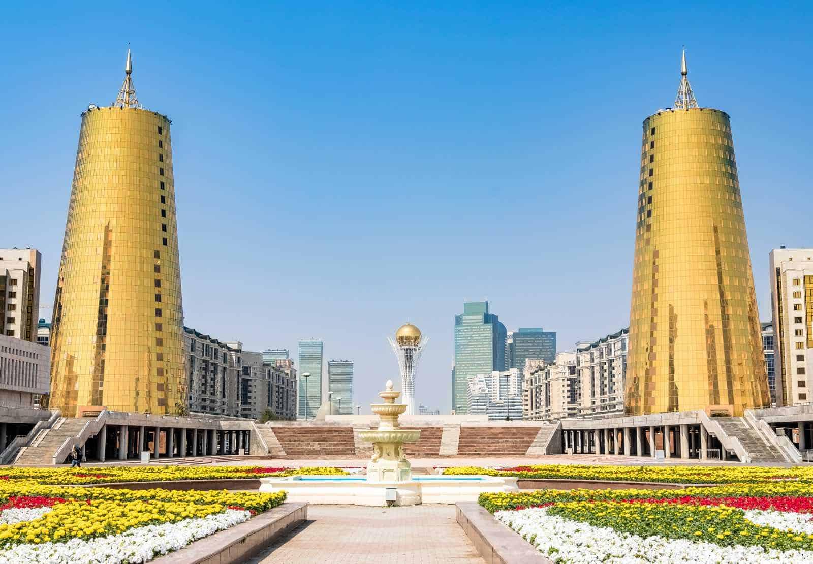 Kasakhstan - Astana