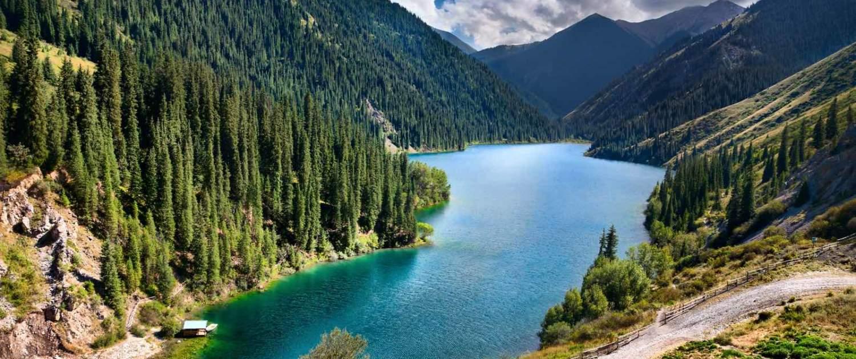 nationalparker i Kazakhstan