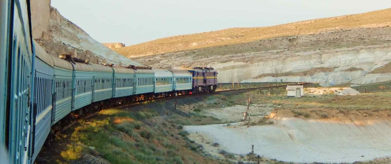 Trans-aralske jernbane