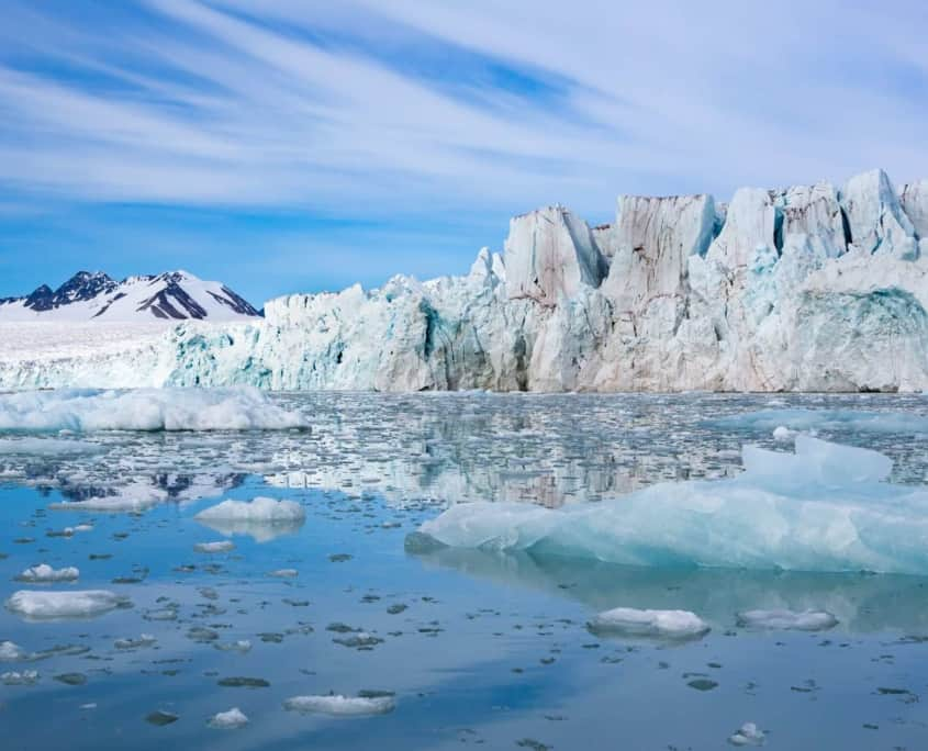 Gletschere i Svalbard