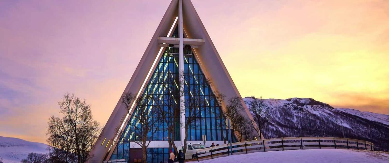 Ishavskatedral i Tromsø