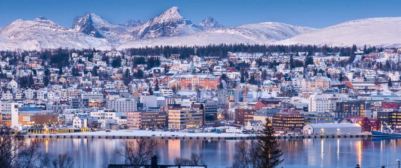 Tromsø byoversigt