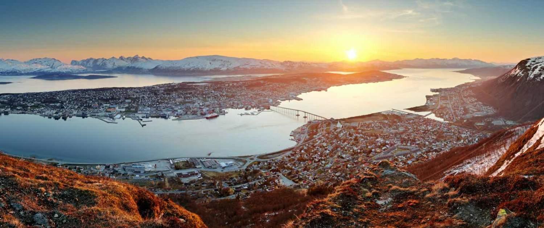 rejser til norge og tromsø