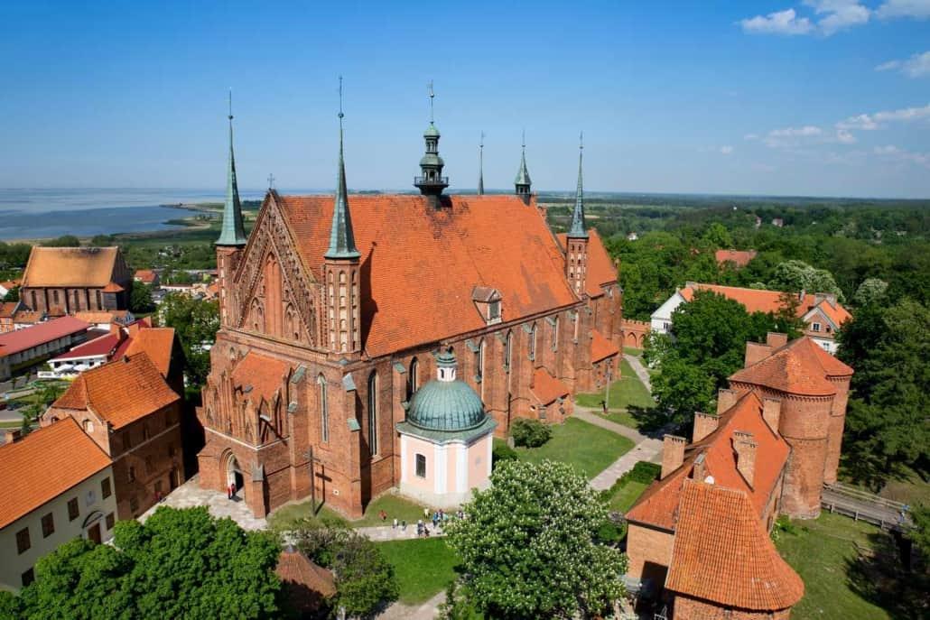 Frombork katedral