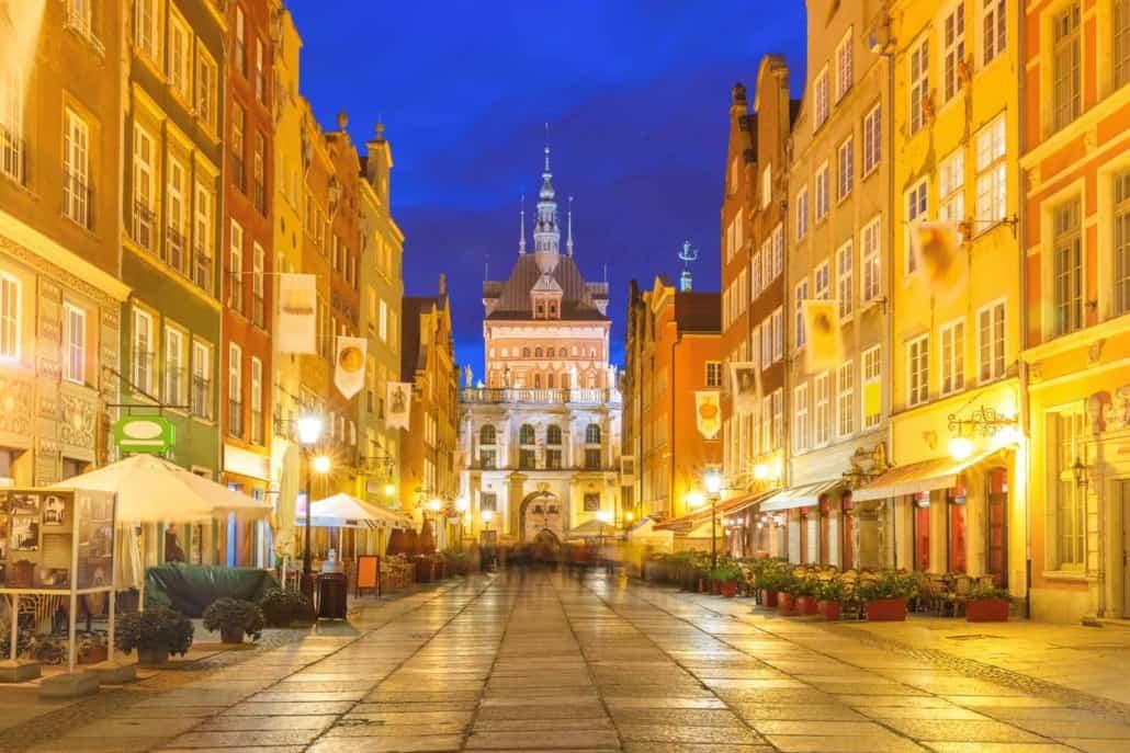 Gade i Gdansk
