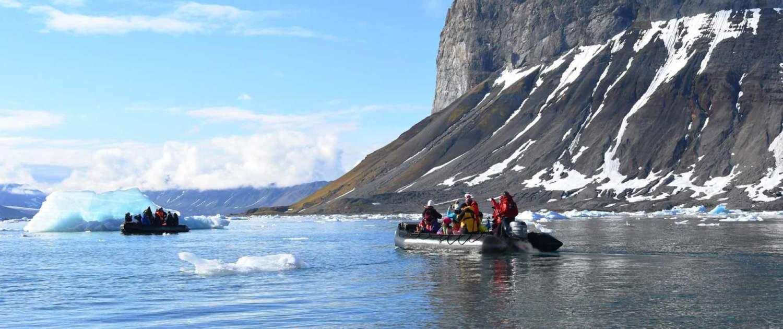 Ekspedition i sejlbåde