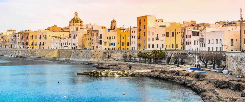 Sicilien - Trapani